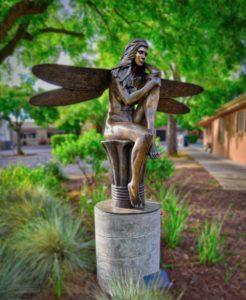 Guardian Statue Los Altos