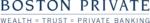 Boston Private Bank and Trust