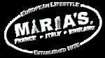 Maria's France-Italy-England